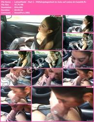 LatinaModel LatinaModel - Part 1 - Mitfahrgelegenheit im Auto auf meine Art bezahlt Thumbnail